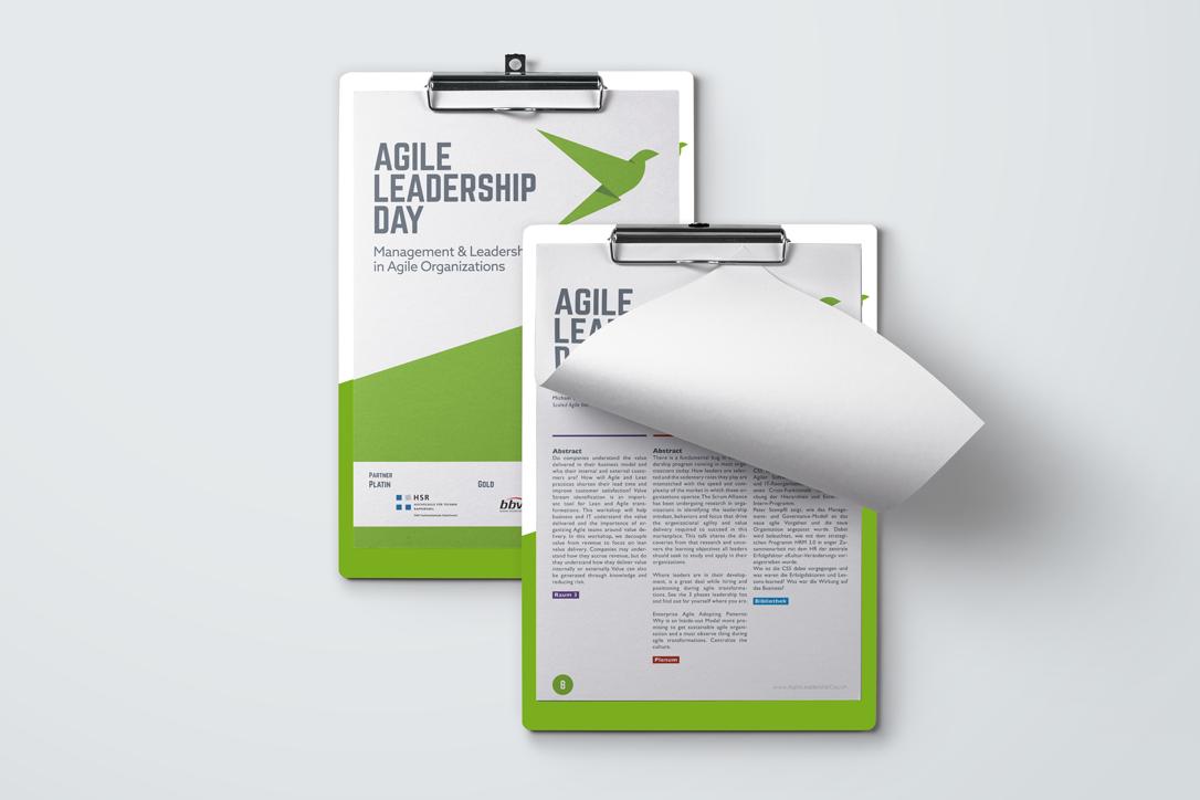 Agile Leadership Day Magazin