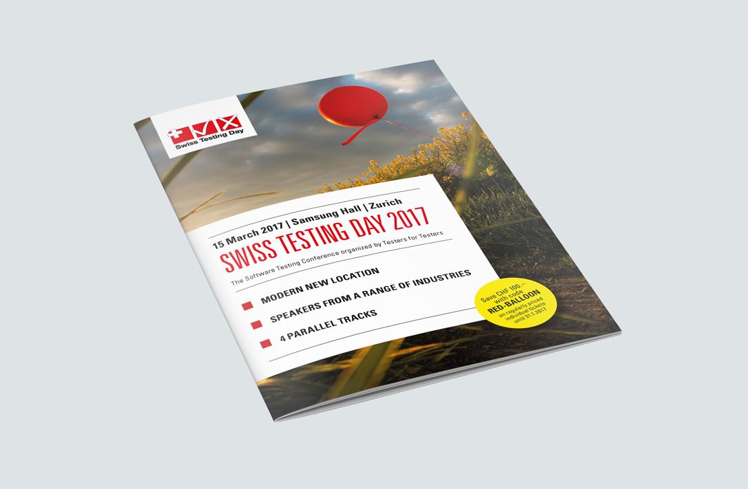 Swiss Testing Day Magazin