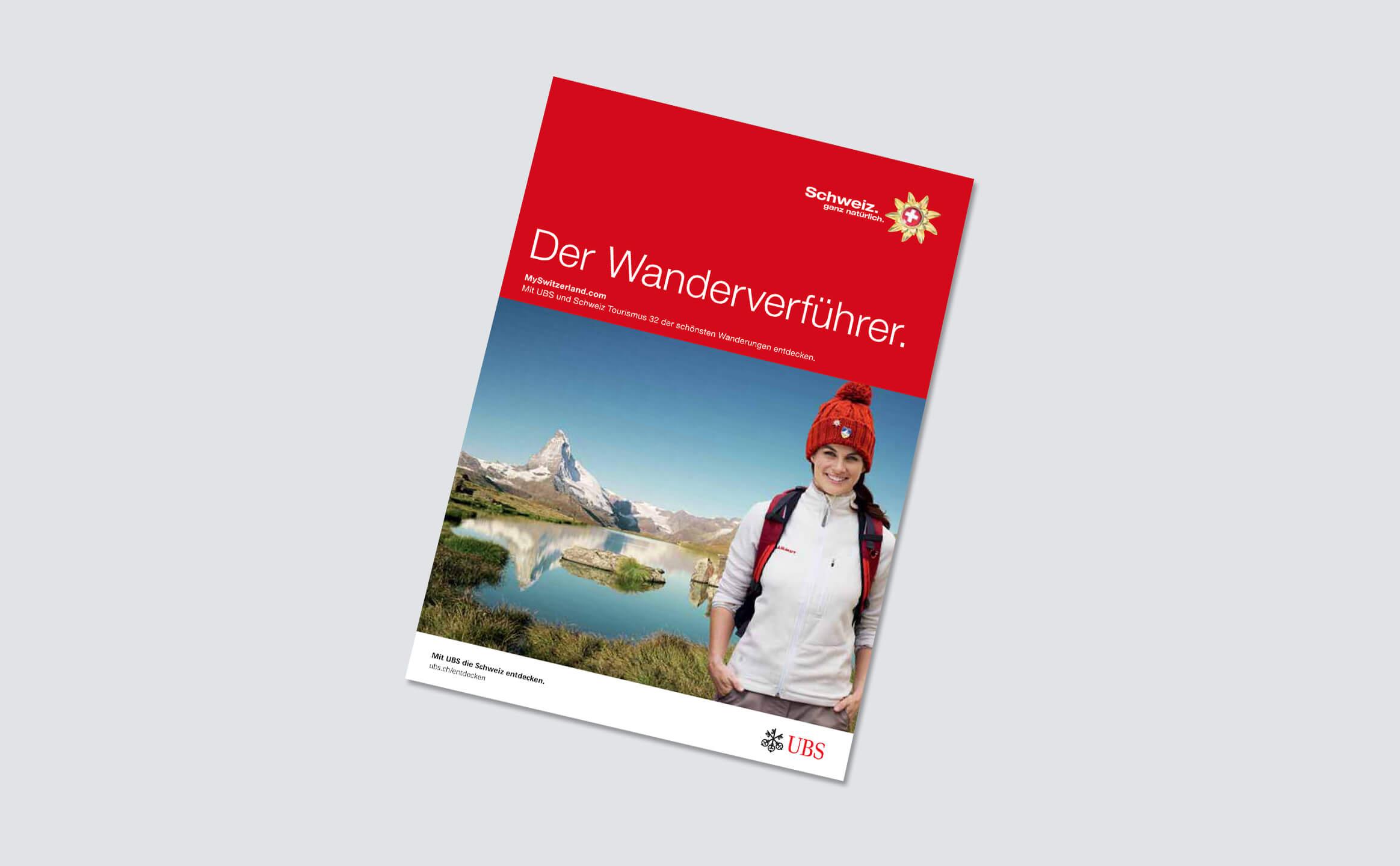 Schweiz Tourismus Marc Alexander Stocker